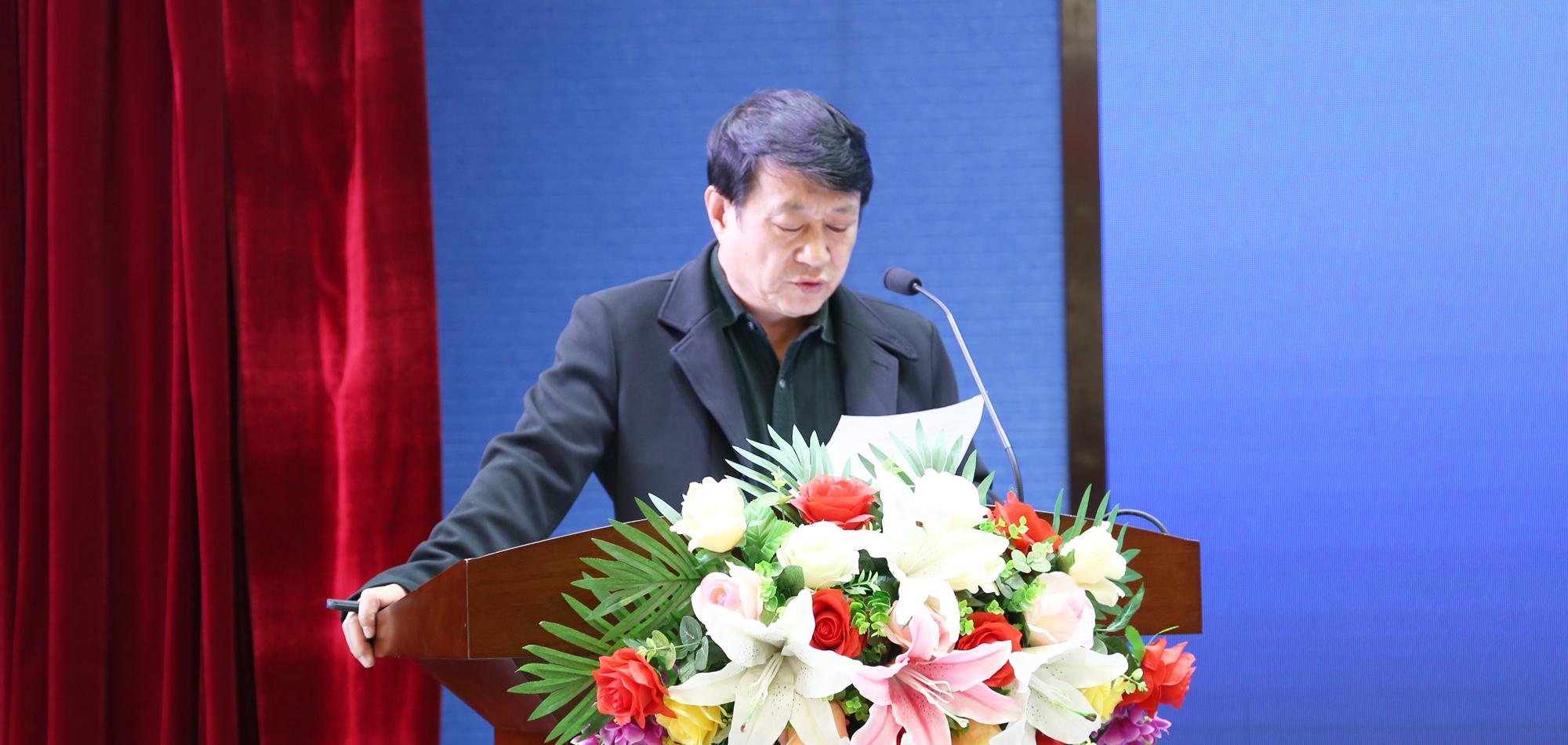 开幕式由联盟常务副理事长芦苇教授主持